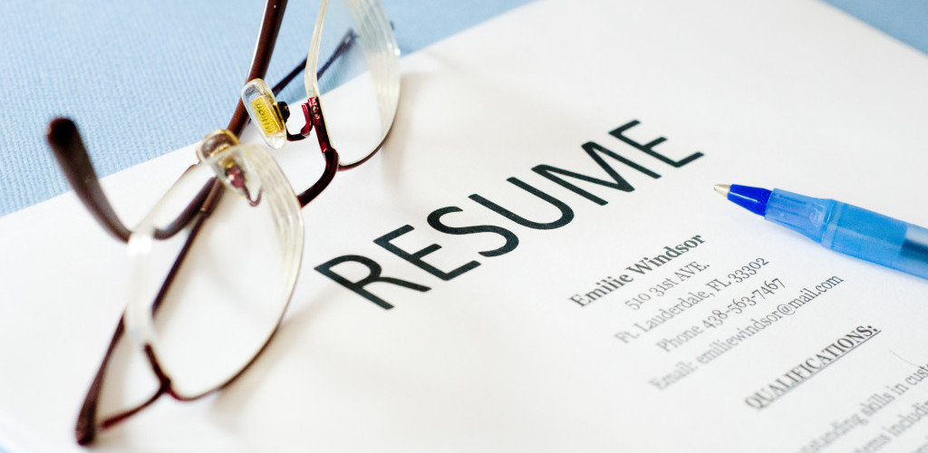 resume - Tips On Writing Resume